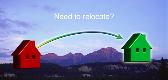 relocate