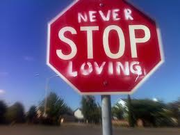 neverstoploving